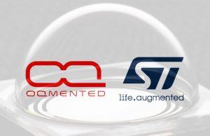 (Bild: OQmented GmbH / STMicroelectronics N.V.)