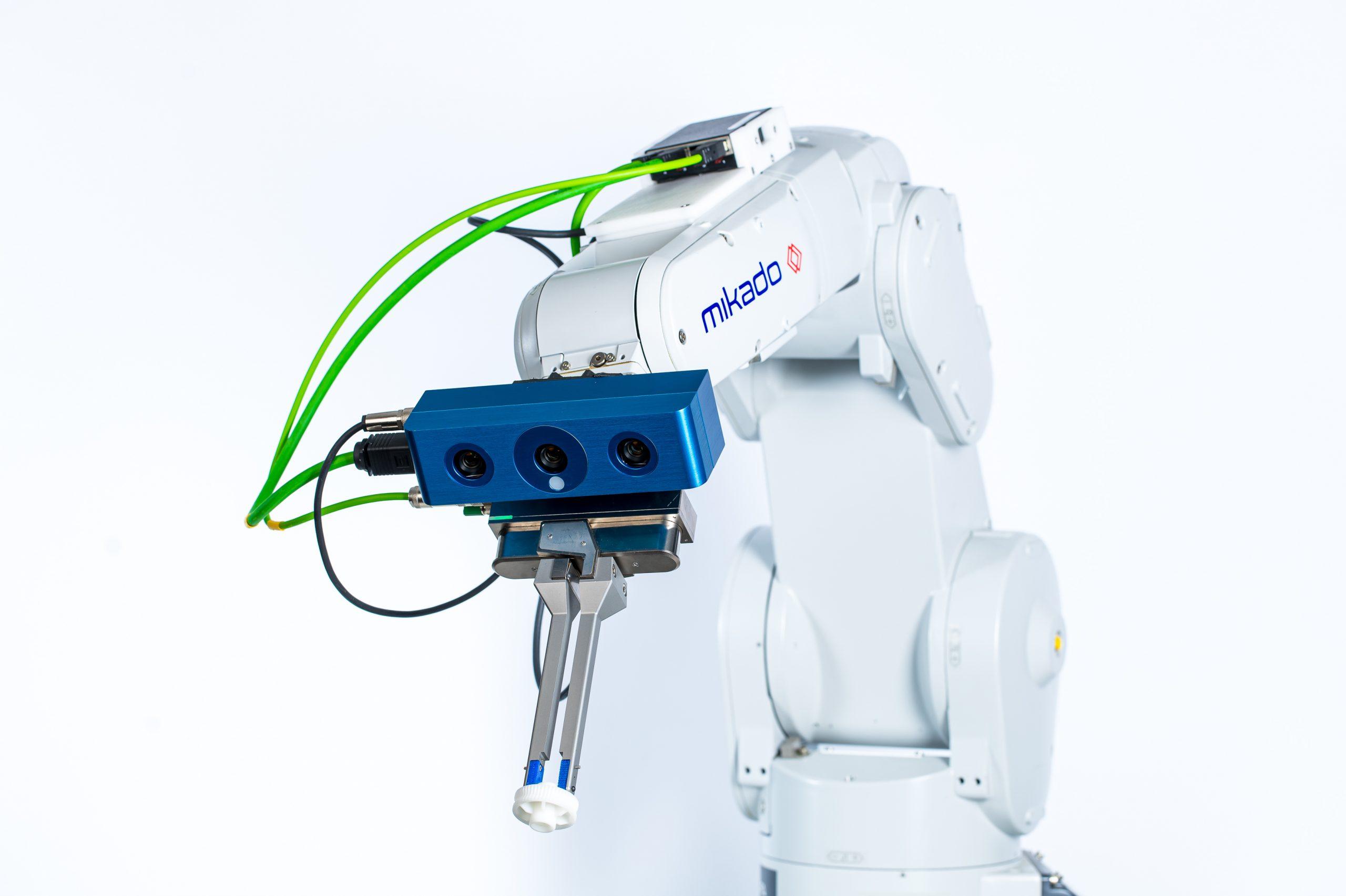 3D-Kooperation Staveb Automation und Optonic