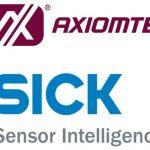 Zusammenarbeit Sick und Axiometk