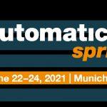 Vision Diskussion auf der Automatica Sprint