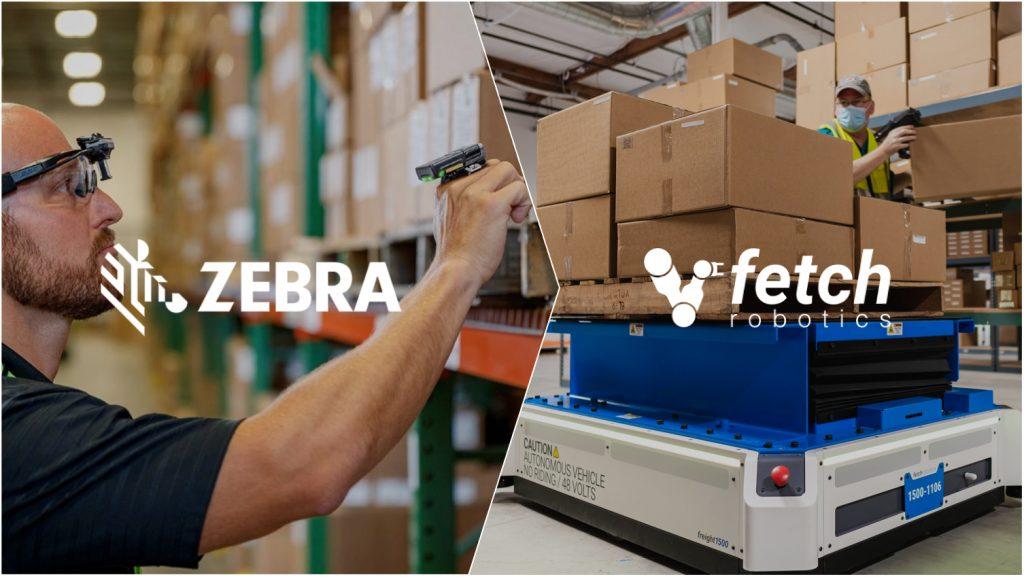 (Bild: Zebra Technologies Europe Ltd. / Fetch Robotics, Inc.)