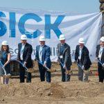 Sick baut neuen US-Hauptsitz