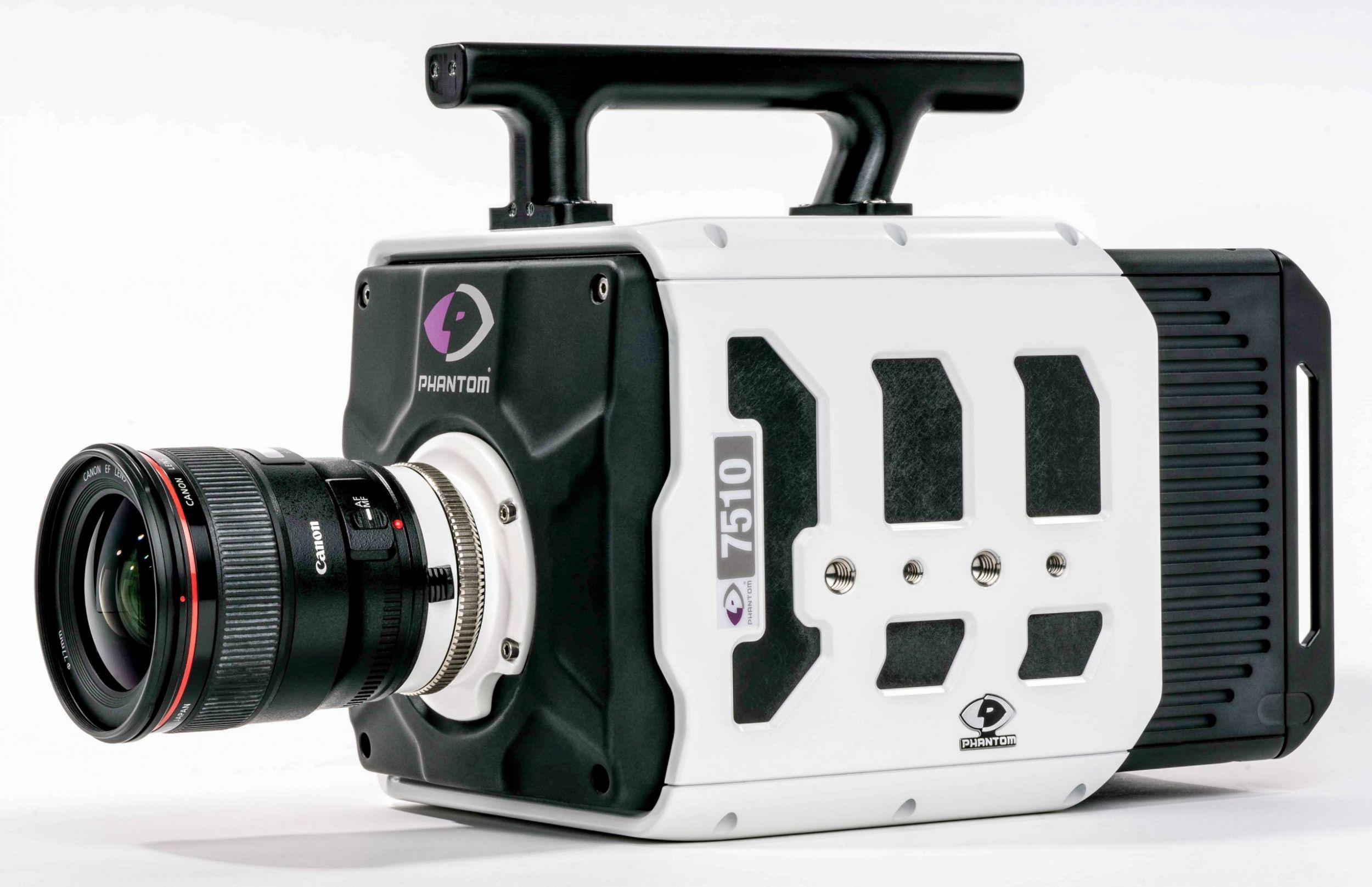 Ultra High Speed Kameras dank BSI CMOS