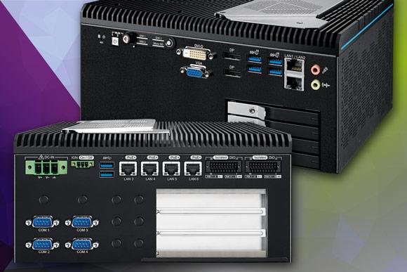 AI Embedded PC mit Nvidia Grafikkarten