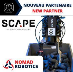 (Bild: Scape Technologies A/S / Nomad Robotics)