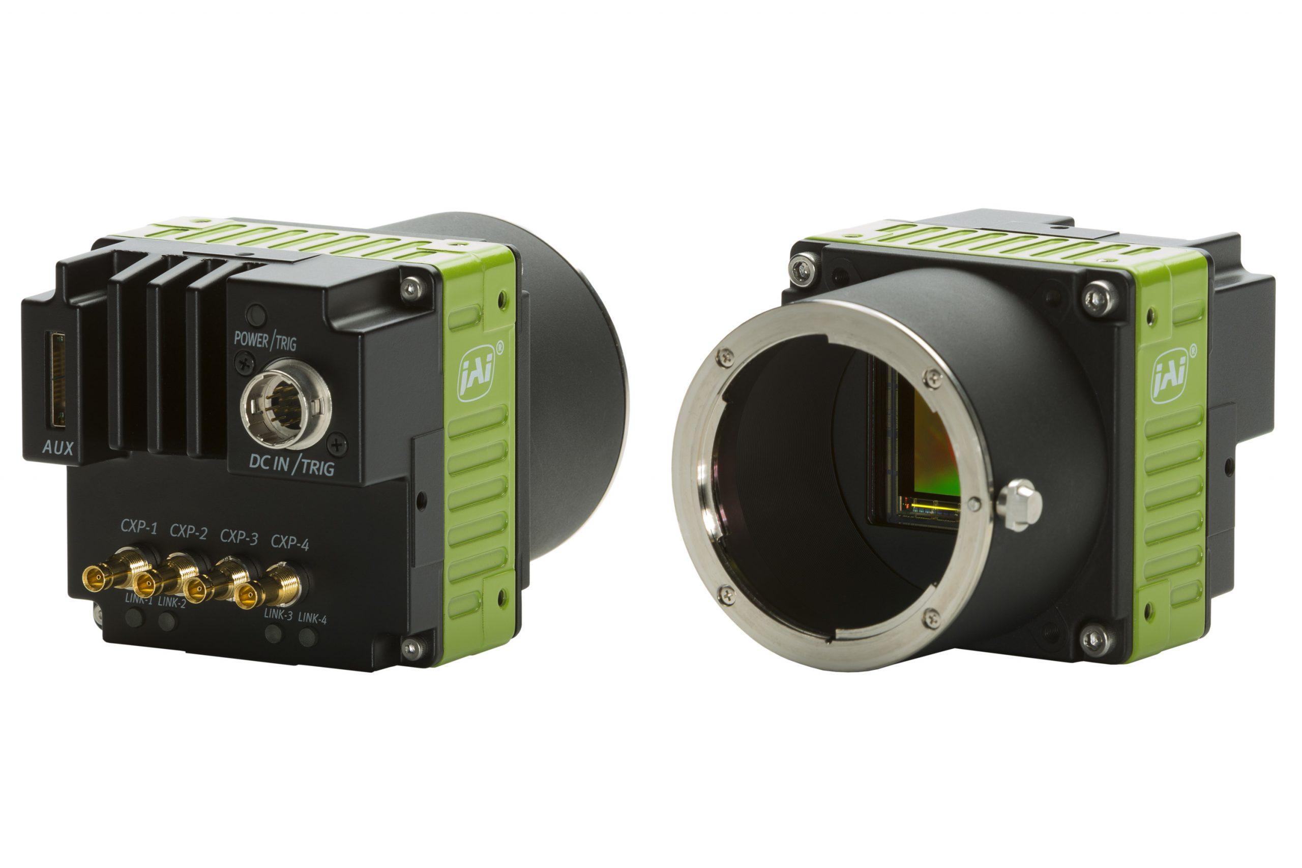 Multispektralkamerasystem mit zwei Filterrädern