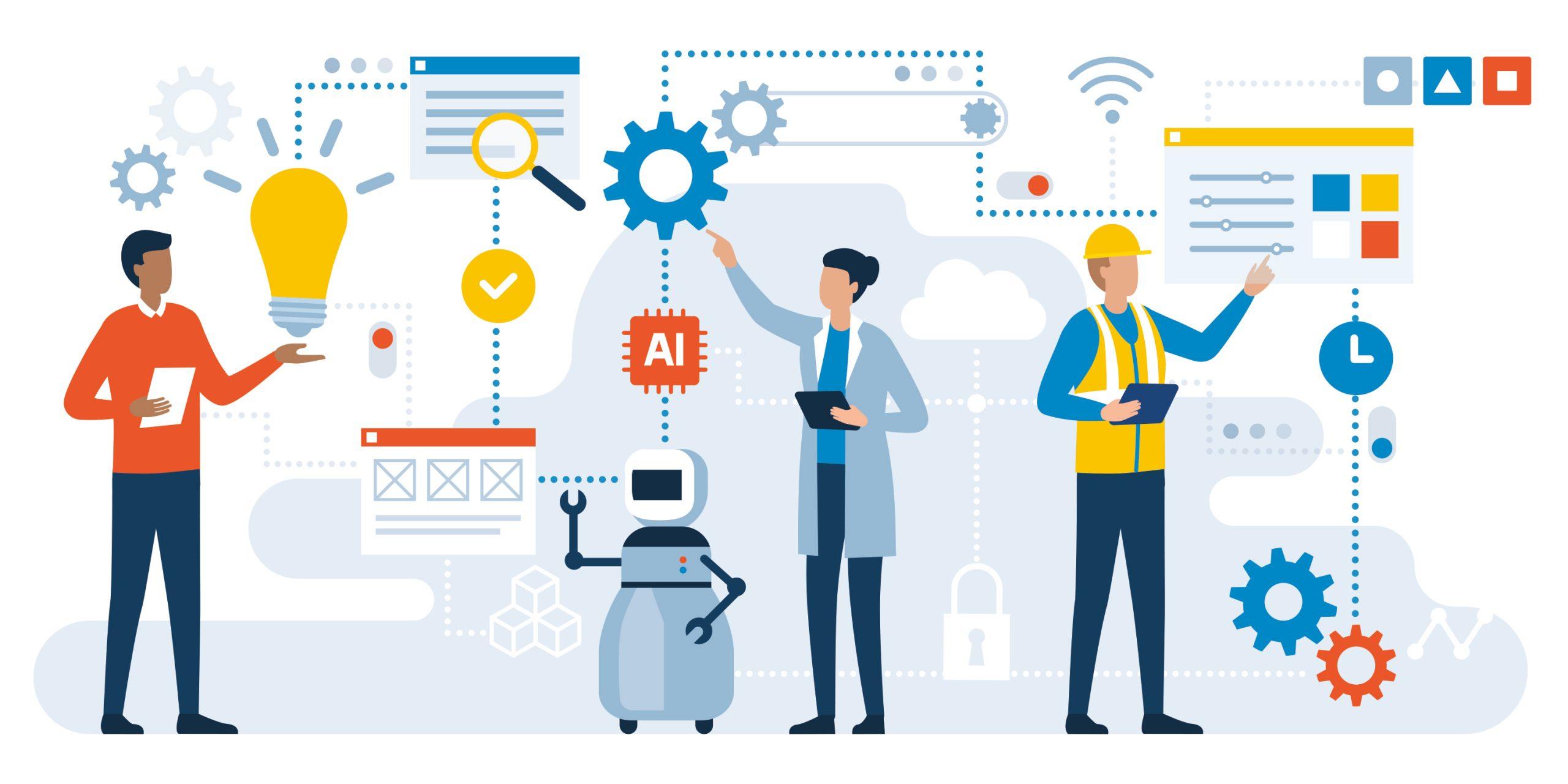 So wird künstliche Intelligenz industrietauglich – Teil 1/2