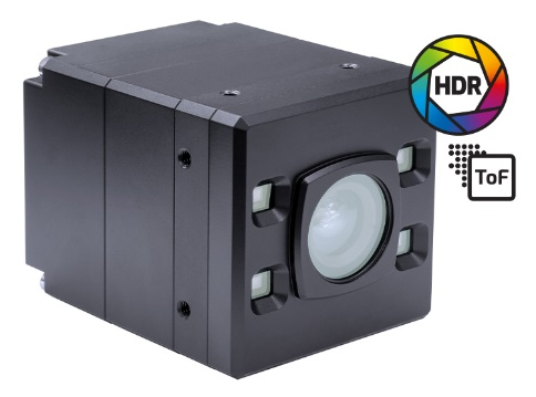 ToF camera with HDR and High-Speed mode
