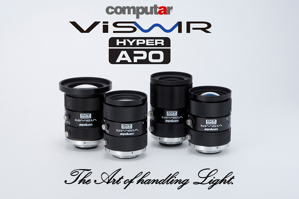 VIS-/SWIR Lenses Series