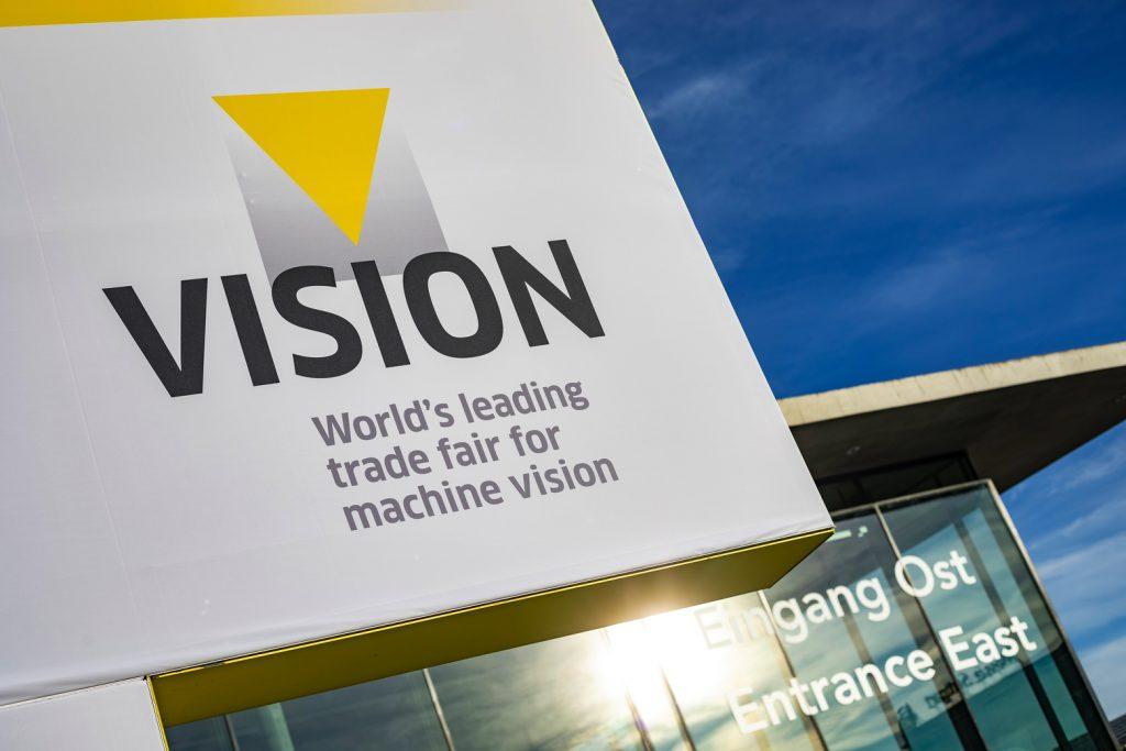 Über 280 Aussteller stellen dieses Jahr vom 5. bis 7. Oktober auf der Vision in Stuttgart ihre verarbeitungsneuheiten vor. (Bild: Messe Stuttgart)