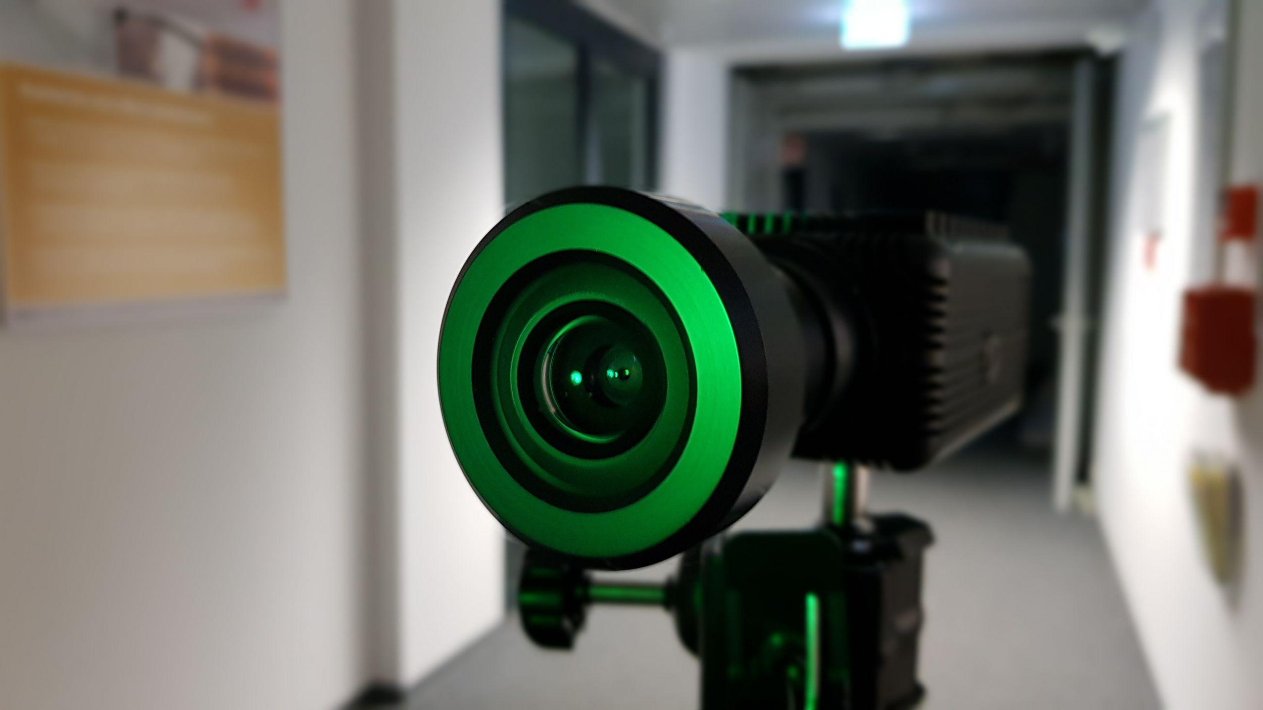 Plenoptische HighSpeed-Kamera