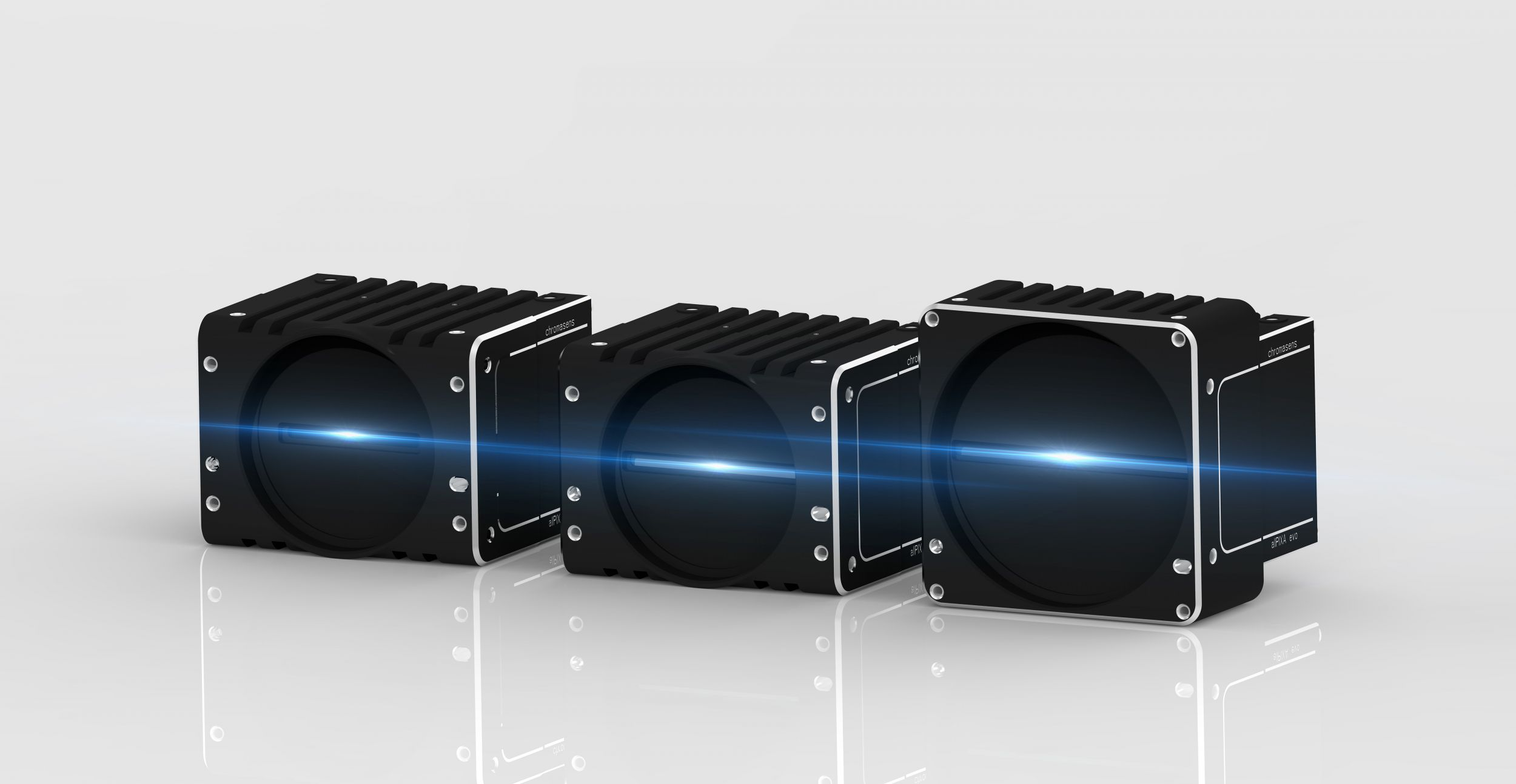 8K, 10K and 15K Line-scan Cameras with CXP 2.0