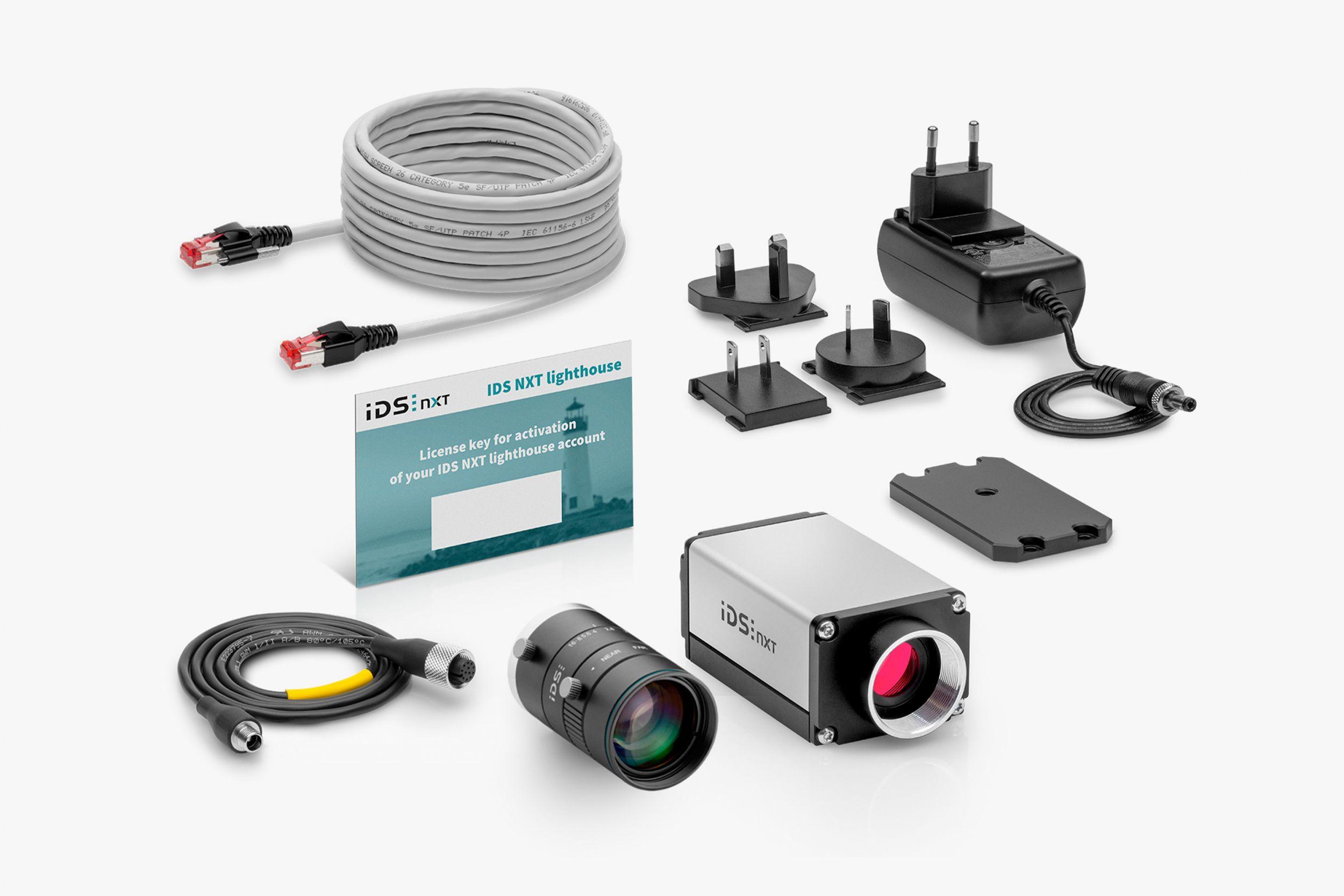 KI-Starterset mit Kamera zum Sonderpreis