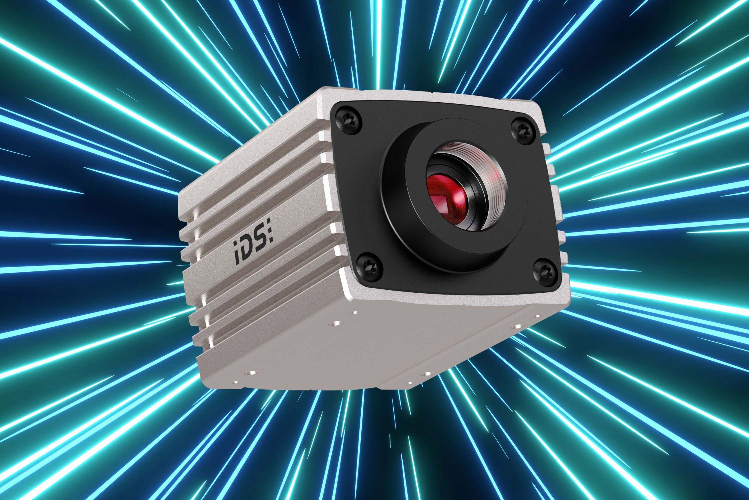 10GigE Kameras mit Sensoren bis zu 45MP