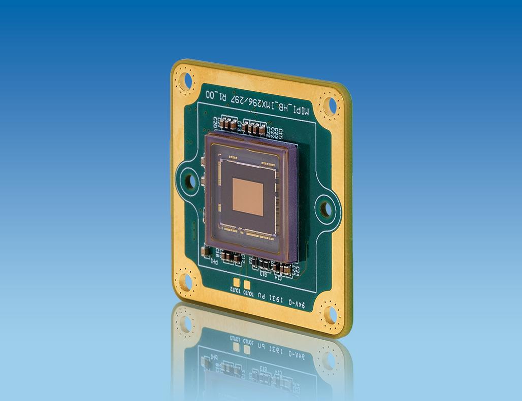 MIPI-Kameras mit Echtzeit-Trigger