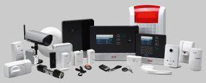 Das Funkalarmsystem Ultivest ist eine ganzheitliche Sicherheitslösung. Sicherheitstechnologien wie mechanische Haussicherheit, Alarmtechnik, Videoüberwachung, Zutrittskontrolle, Brandschutz, Hausautomation und Fernzugriff via App oder Webserver sind in einem System vereint. (Bild: ABUS Security-Center GmbH & Co. KG)