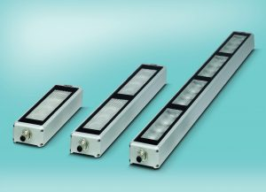 Der Anwender kann zwischen drei verschiedenen Leuchtenlängen auswählen. (Bild: Phoenix Contact GmbH & Co. KG)