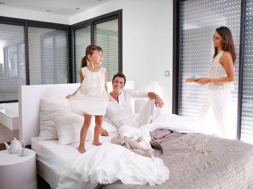 das haus smart in szene setzen geb udedigital. Black Bedroom Furniture Sets. Home Design Ideas