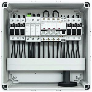 Generatoranschlussbox (Bild: Siemens AG)
