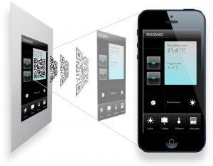 Die Applikation 'comfort2go' ermöglicht darüber hinaus die Fernbedienung via Smartphone, beispielsweise um das System aus der Ferne in Stand-by versetzen zu können, wenn es die unvorhergesehene Situation erfordert. (Bild: GFR - Gesellschaft für Regelungstechnik)