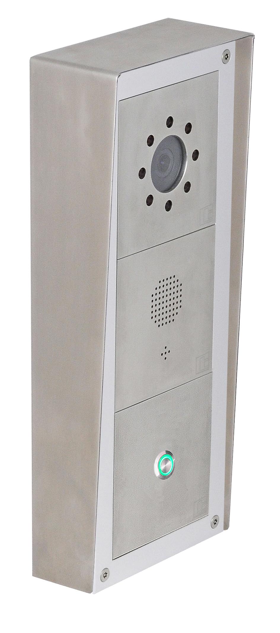 Verschmelzung von Tür- und Telefonkommunikation