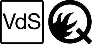 Rauchwarnmelder aus dem Spitzensegment wie diejenigen der Genius-Familie sind an der Kennzeichnung mit dem VdS-Logo in Verbindung mit dem 'Q' eindeutig zu erkennen. (Bild: VdS)