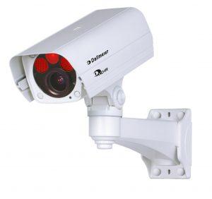 IR-Kamera mit One-Push-Autofokus