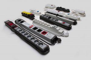 Vom Standard-Sortiment bis zur hochwertigen Industrie-Steckdosenleiste: Kopp bietet für jeden Anspruch und Einsatzzweck die passende Lösung. (Bild: Heinrich Kopp GmbH)