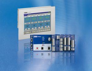 Das skalierbare Mess-, Regel- und Automatisierungssystem Jumo mTron T (Bild: Jumo GmbH & Co. KG)