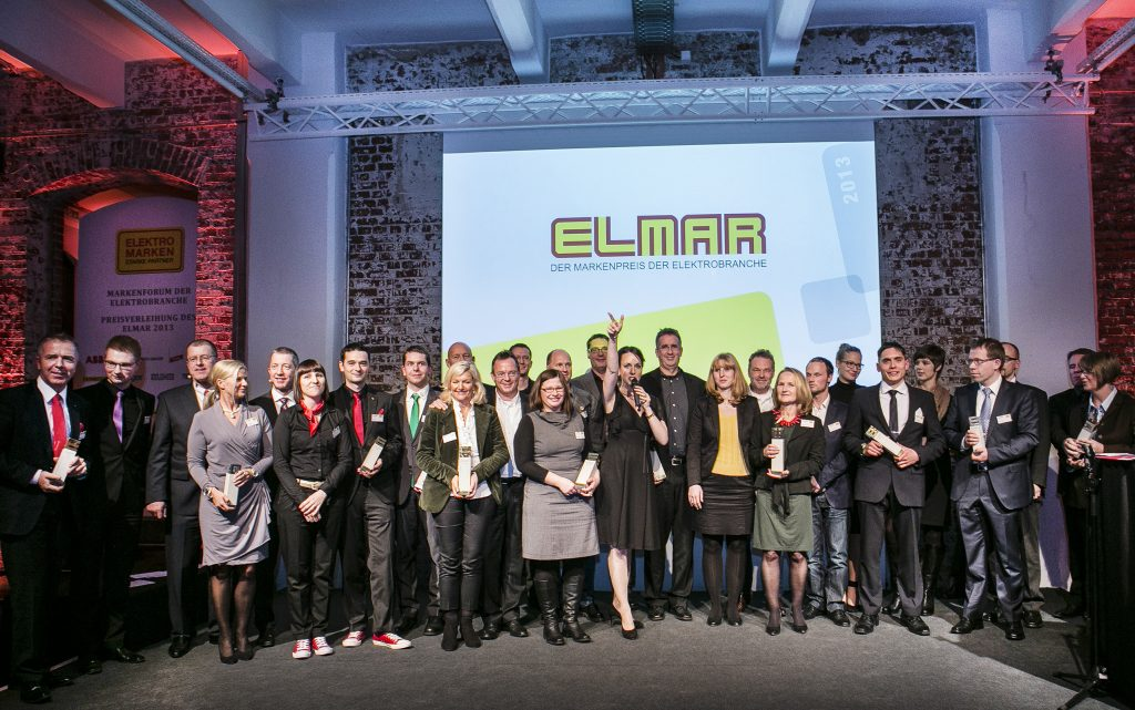 Elmar Verleihung 2013