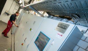 Die unterschiedlichen Ausstellungsbereiche der Schirn Kunsthalle lassen sich lüftungstechnisch präzise regeln. (Bild: WAGO Kontakttechnik GmbH & Co. KG)