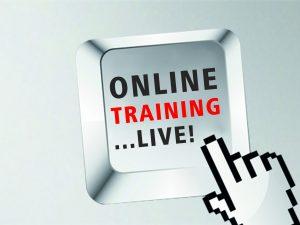 Die Fronius Online-Trainings bieten Expertenwissen live, das bequem von zu Hause aus verfolgt werden kann. Aktuell finden die Fronius Online-Trainings in deutscher Sprache statt. (Bild: Fronius International GmbH)