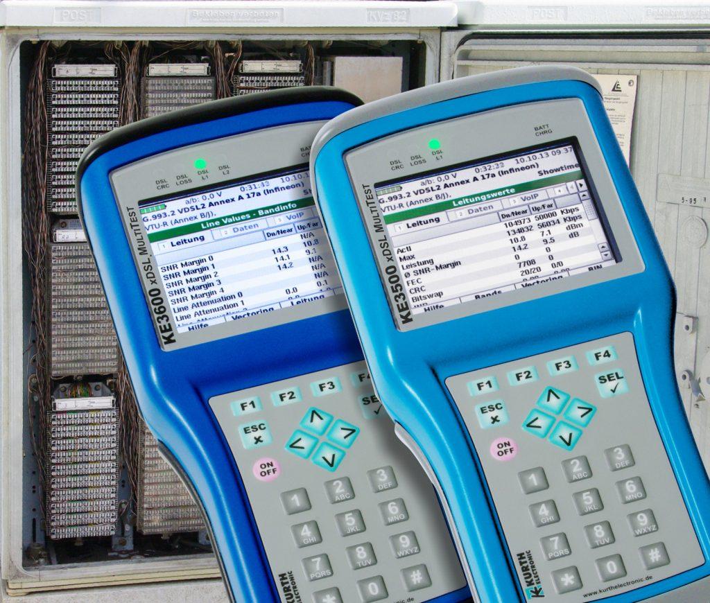 VDSL-Vectoring-Messungen und Triple Play-Tests