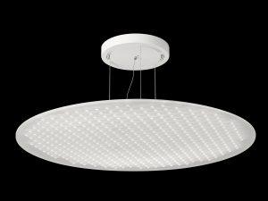 Für die flächige, blendfreie Allgemeinbeleuchtung: Modul R 460 XL. (Bild: Nimbus GmbH)
