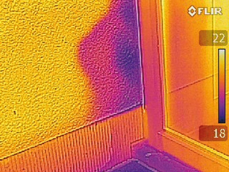 Das bevorzugte Gebäude-Diagnose-Tool professioneller Bauinspektoren