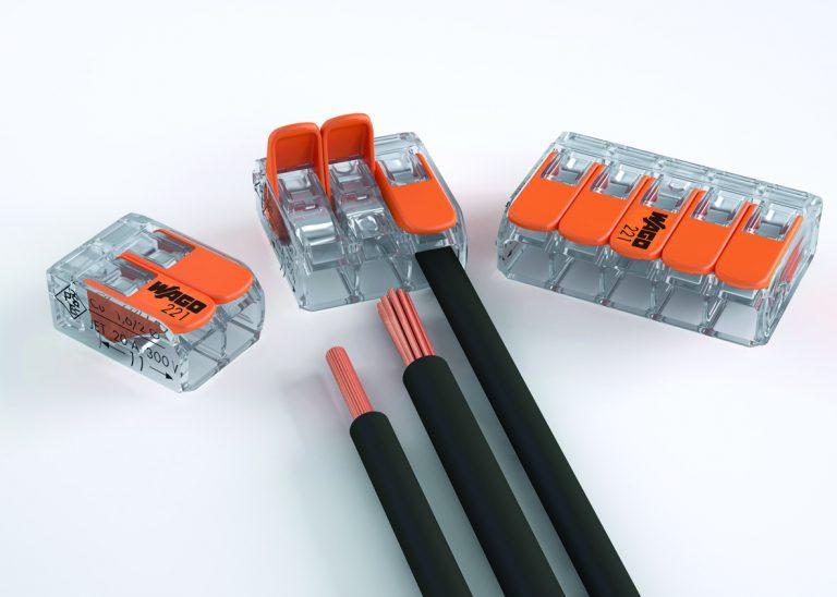 Compact-Verbindungsklemme für alle Leiterarten