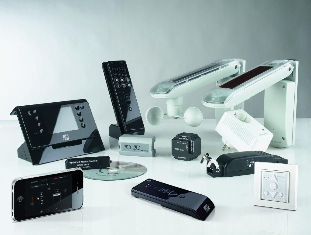 Smarte und komfortable Funksteuerung