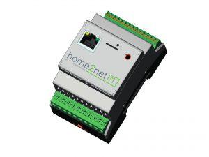 Audioverstärker mit Accessrouter web@amp (Bild: TeDo Verlag GmbH)