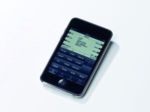 Dank der Re:control-M232-app lässt sich die Revox -Welt auch ganz bequem übers iPad, iPhone oder iPad steuern. (Bild: Revox GmbH)