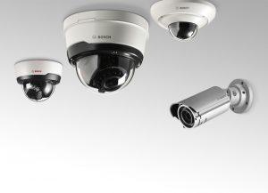 Mit der neuen HD-Kameraserie IP 5000 mit bis zu fünf Megapixel-Auflösung, bietet Bosch jetzt Hochleistungstechnologie für Standardanwendungen im Bereich Videokameras an. (Bild: Robert Bosch GmbH)