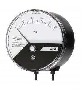 Differenzdruckmessgerät Typ A2G-10 (Bild: Wika Alexander Wiegand SE & Co. KG)