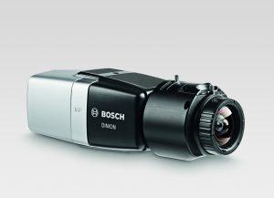 DINION IP starlight 8000 MP von Bosch: fünf Megapixel-Auflösung selbst bei extrem wenig Licht (Bild: Bosch)