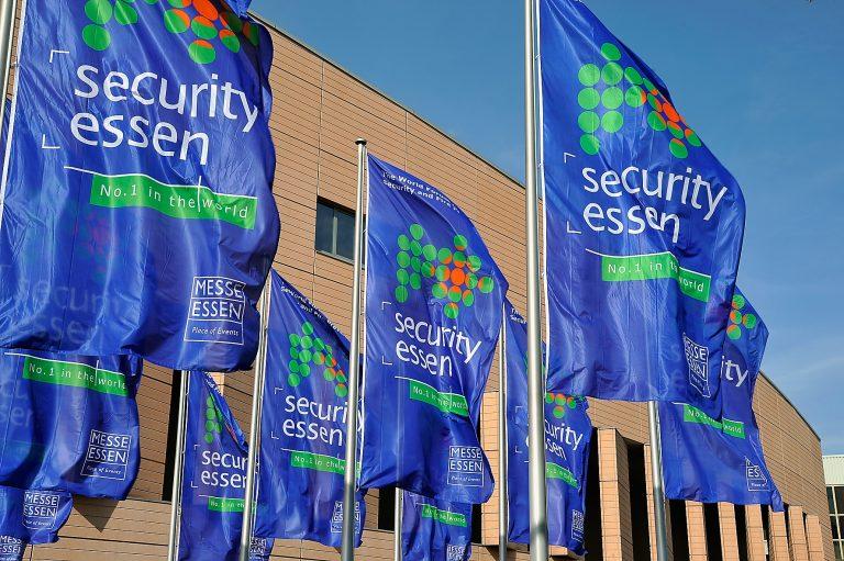40 Jahre Security Essen: