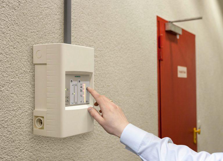 Sicherheit für Gebäude und Infrastrukturen
