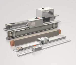 Insgesamt fünf verschiedene Schienenverteilersysteme umfasst die Produktfamilie Sivacon 8PS von Siemens. Ihre Kommunikationsfähigkeit ermöglicht die Anbindung an Industrie- und Gebäudeautomation. (Bild: Siemens AG)