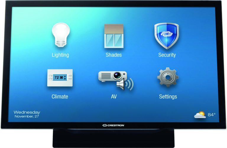 V-Panel mit berührungssensitivem Touchscreen