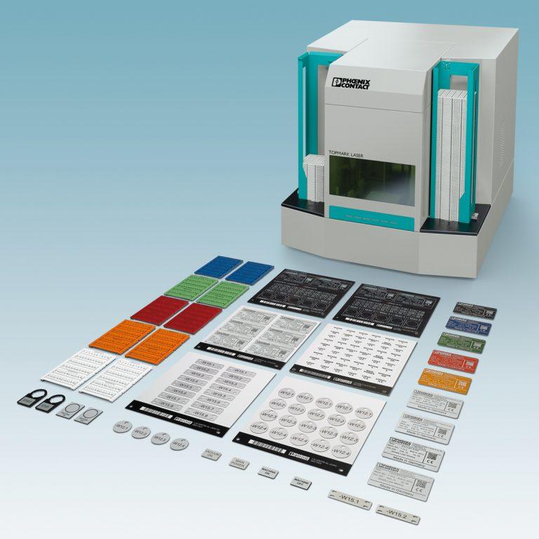 Laserdirektmarkierung
