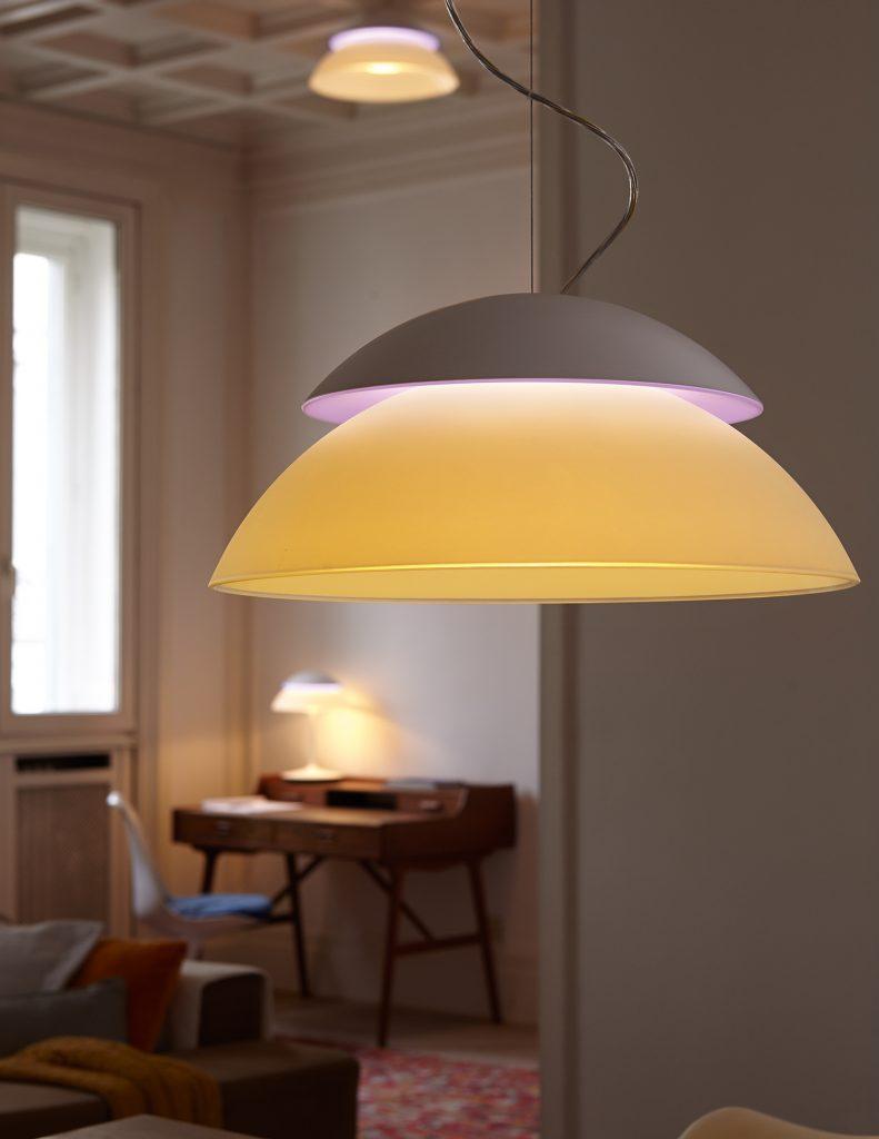 zweierlei licht aus einer leuchte geb udedigital. Black Bedroom Furniture Sets. Home Design Ideas
