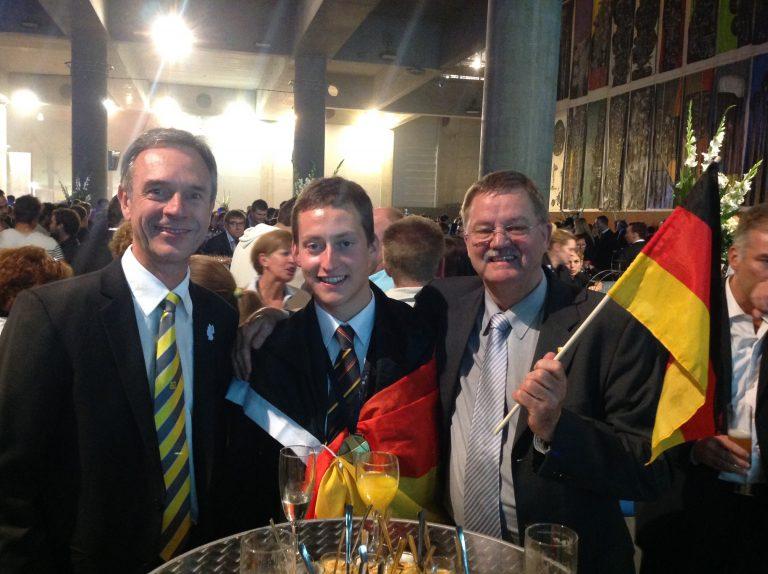 EuroSkills: Bronze-Medaille für Felix Fendl