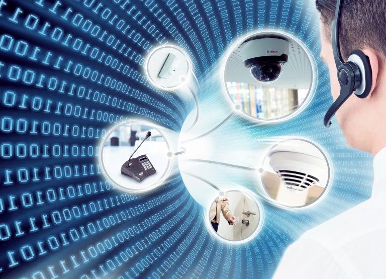 IP als Plattform für die Sicherheitstechnik